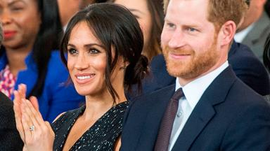 Prince Harry and Meghan Markle's wedding dance song is rather unconventional