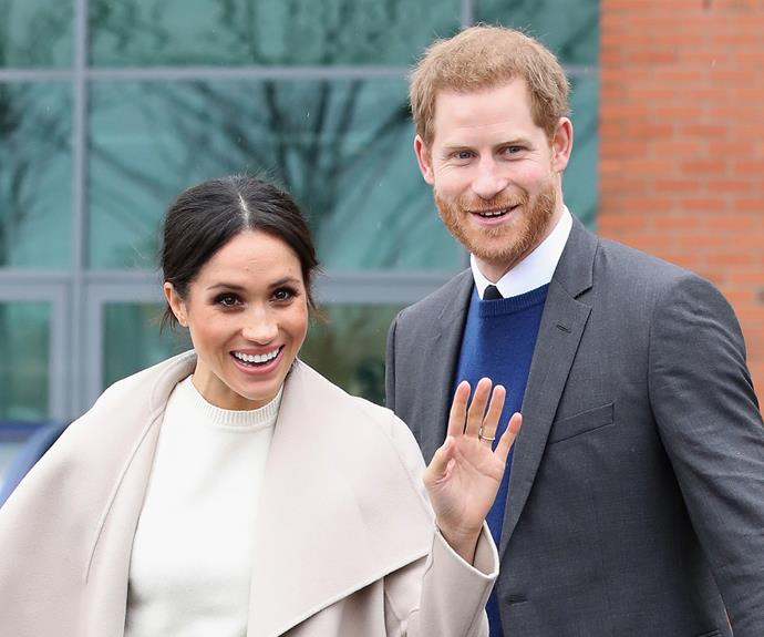 Harry and Meghan have plans to move into a larger residence following their May 19 nuptials.