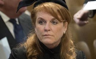 "Sarah Ferguson is said to be ""deeply unhappy"" over Royal Wedding snub"