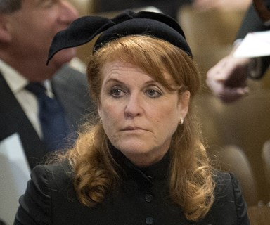 "Sarah Ferguson is said to be ""deeply unhappy"" over Royal Wedding snub"