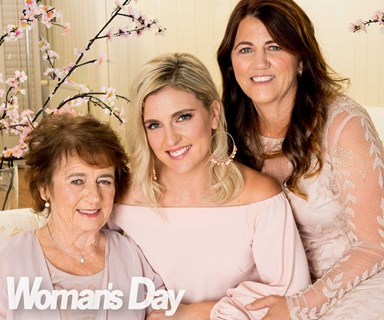 Gemma McCaw introduces the most important women in her life