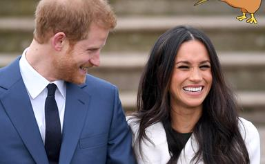 Meet the Kiwis involved in Prince Harry and Meghan Markle's wedding