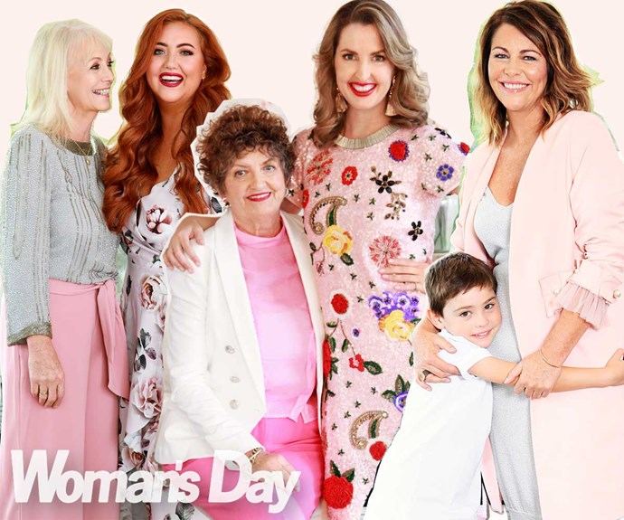 Kiwi stars share their mother daughter bonds ahead of Mother's Day