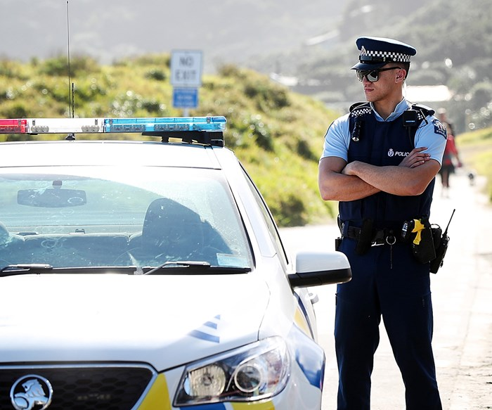 This Auckland girl's heartwarming letter to police made their day