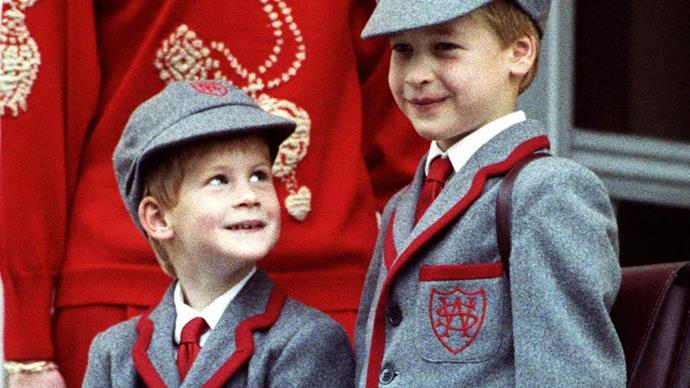 Prince William and Prince Harry's best brotherly moments