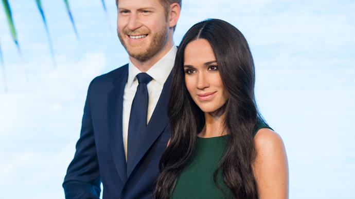 The Royal mould: Meghan Markle's wax figure versus Kate Middleton's proves to be a tough call