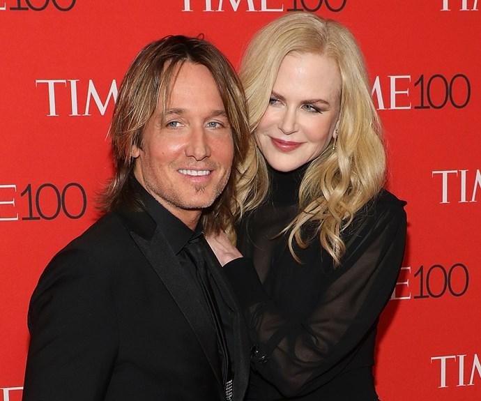 Keith Urban Nicole Kidman Gemini