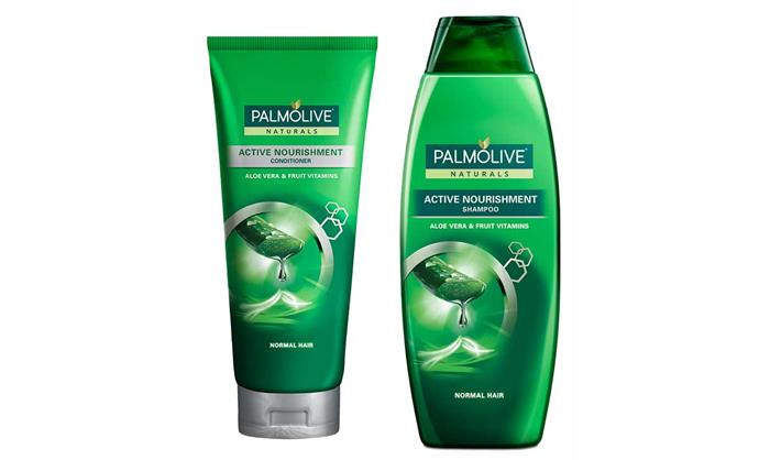 Shiny, beautiful hair is easy to achieve with Palmolive Naturals shampoo and conditioner. Its creamy formula is enriched with a unique combination of natural extracts. Available in supermarkets.