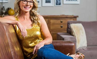 Suzy Cato tells how being on Dancing With The Stars is a dream come true