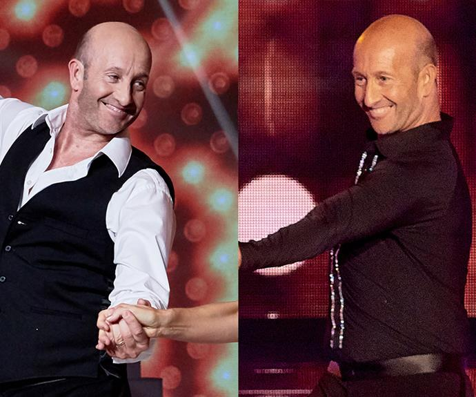 The great Dancing With The Stars fake tan calamity