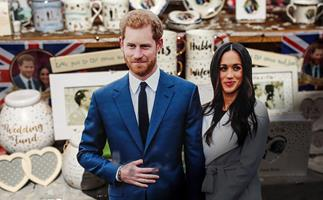 All the memorabilia you can shake a stick at for Meghan Markle and Prince Harry's wedding