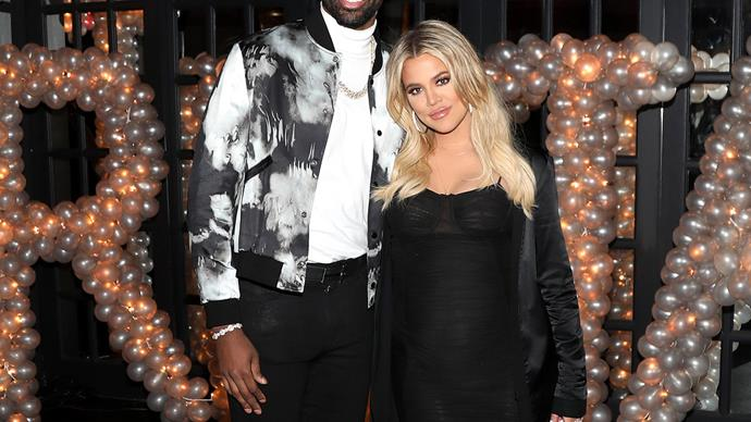 Khloe Kardashian confirms she's staying with Tristan Thompson