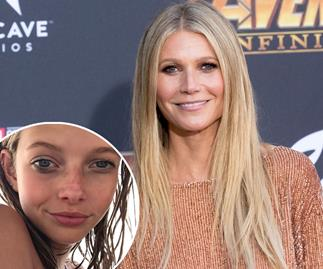 Gwyneth Paltrow's sweet tribute to her mini-me daughter Apple on her 14th birthday