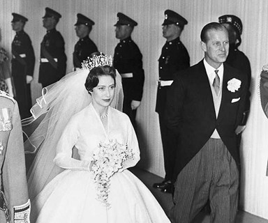 The royal brides whose fathers didn't walk them down the aisle