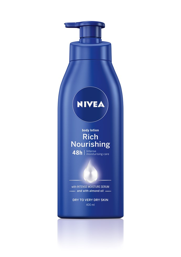 NIVEA Body Lotion Rich Nourishing