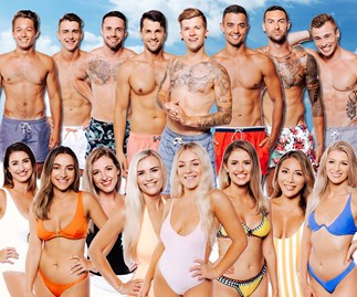 Meet the sizzling hot cast of Heartbreak Island