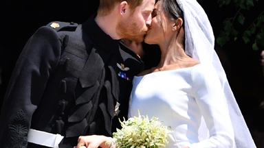 LIVE AS IT HAPPENED: Prince Harry and Meghan Markle's royal wedding