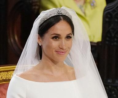 Meghan Markle's wedding tiara is an heirloom piece and so stunning