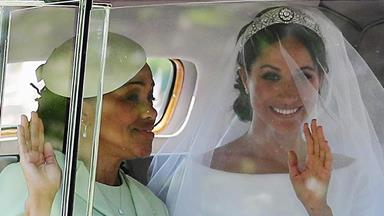 Doria Ragland is the ultimate Mother of the Bride for Meghan Markle's Royal Wedding