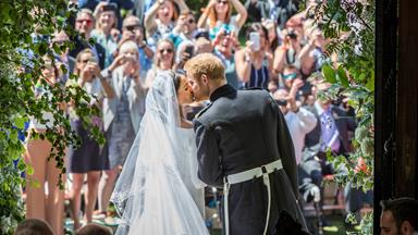 A body language expert gives a fascinating insight into the royal wedding