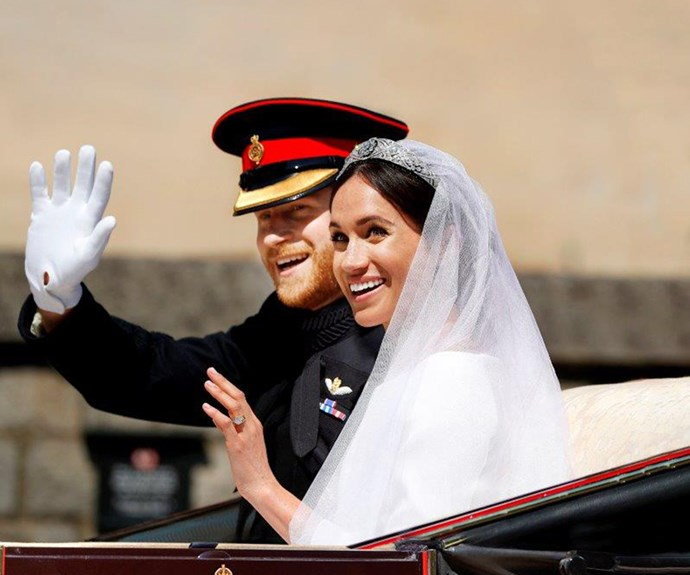 Why Prince Harry and Meghan Markle's wedding was really all about Harry