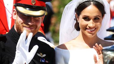 The gifts world leaders gave Meghan and Harry on their wedding day
