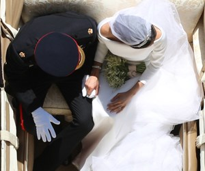 The royal wedding photo that stole the show and the intriguing story behind who took it and how