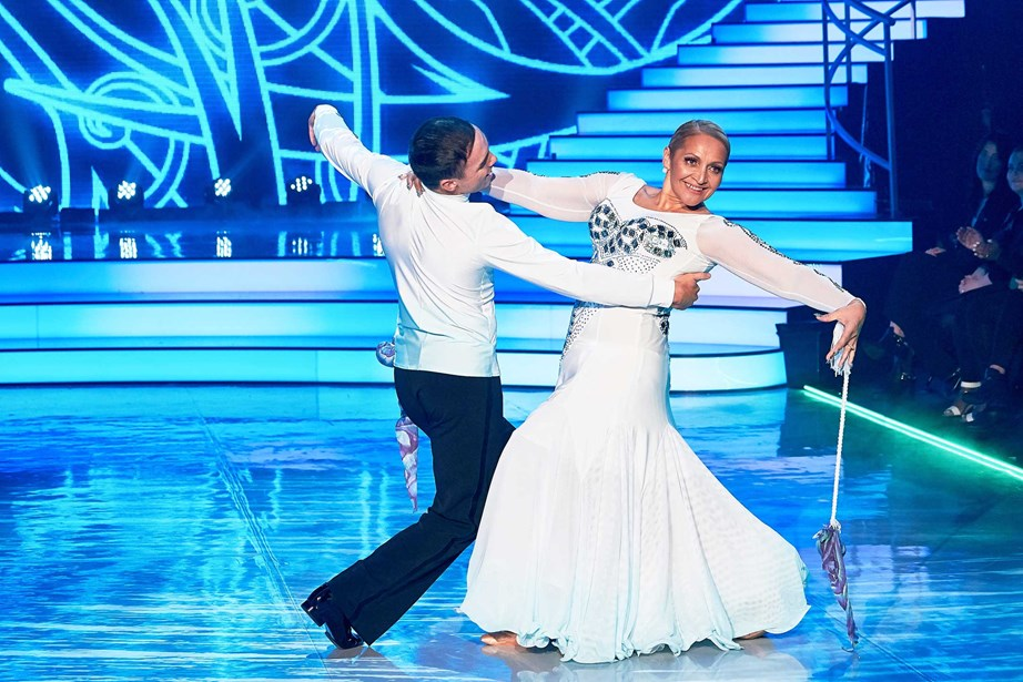 Marama shone on Dancing With The Stars
