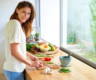 Gemma McCaw's 6 healthy food habits