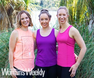 How these three Canterbury sisters lost 50kg to honour their mum