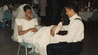 Michelle Obama shares throwback photos from her childhood, wedding day and first day at university