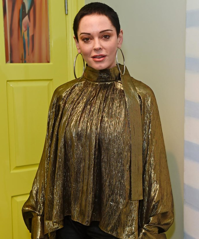 Rose Mcgowan was one of the first women to publicly accuse Weinstein of assault.