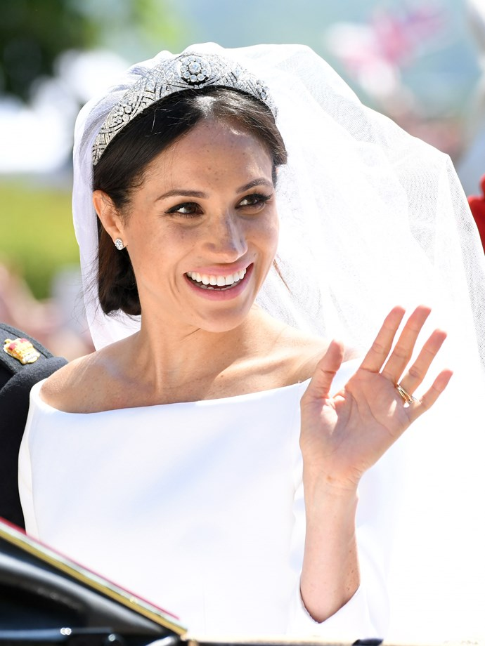 Meghan Markle just received a coat of arms and it represents yet another break in royal tradition