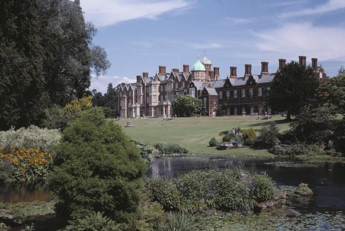 Sandringham Estate.