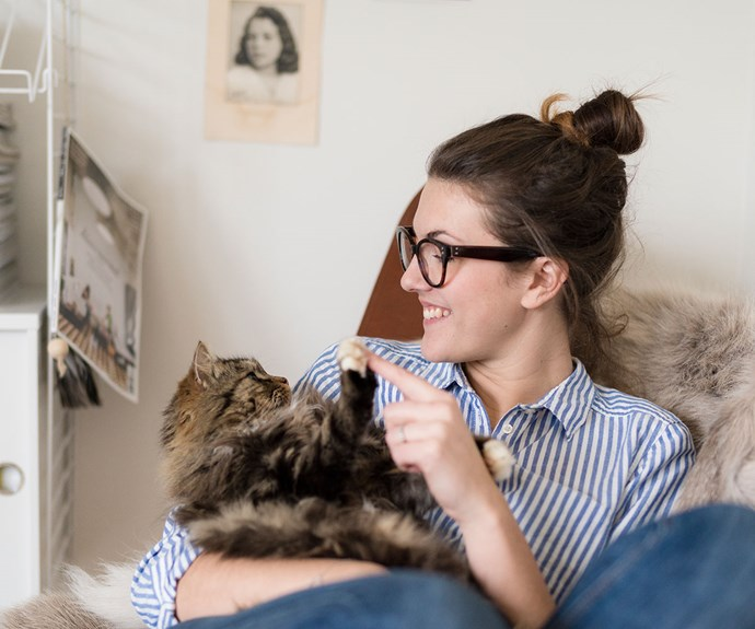 Our pets are great for our mental health. Companion animals can help prevent loneliness and isolation and it's been said that dog owners are also less prone to depression than non-owners.