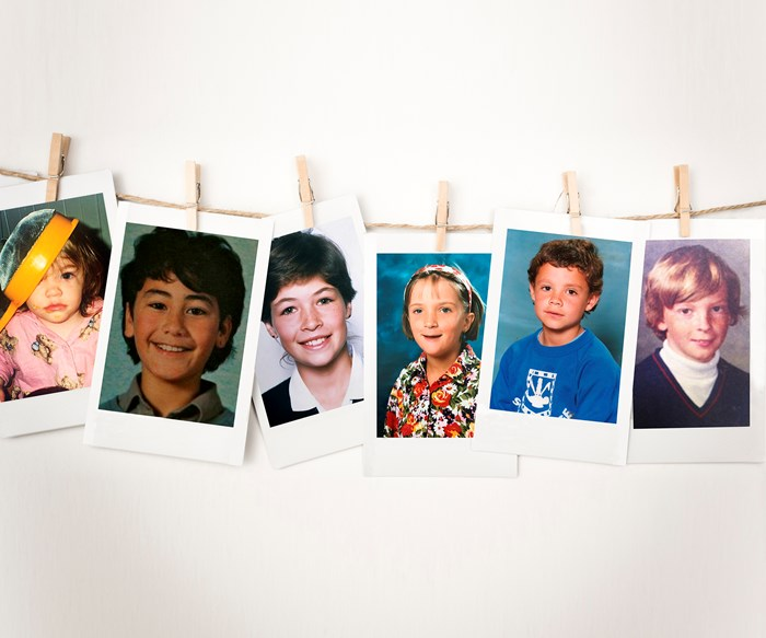 These adorable throwback photos of Kiwi celebs as kids will melt your heart