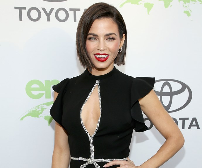 Jenna Dewan nailed the healthy way to spin a break up