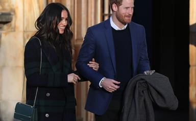Prince Harry and Meghan Markle have a new country home in The Cotswolds