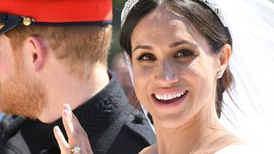 Meghan Markle's former Suits co-stars share their favourite royal wedding moments