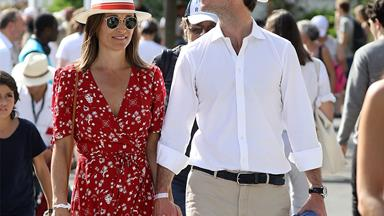 Pippa Middleton confirms she's pregnant with her first child