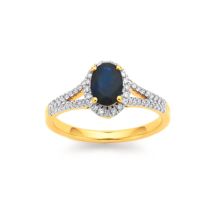 Be into win a Sapphire Pendant & Ring!