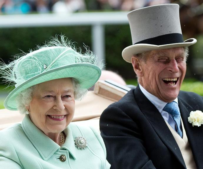 """In taking this decision, The Duke has the full support of The Queen,"" a statement read at the time."
