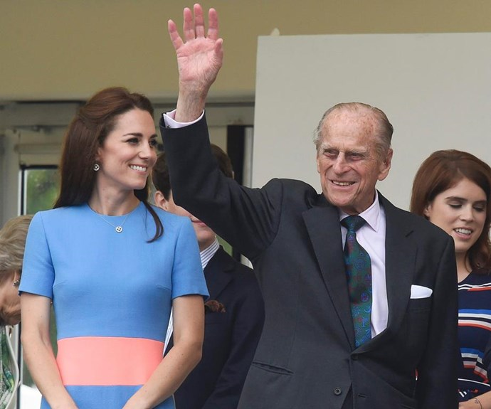 """He may be a royal but sometimes it the simple things in life that make him smile: """"Get me a beer. I don't care what kind it is, just get me a beer!"""""""