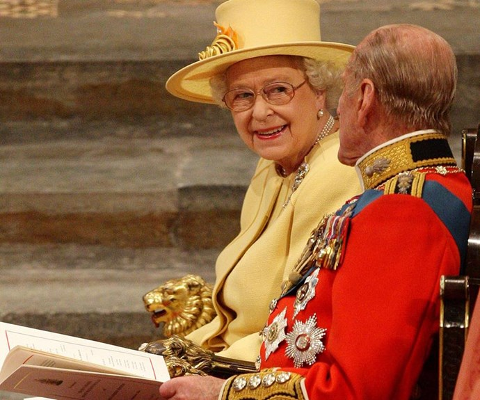"""Prince Philip once quipped, """"I never see any home cooking – all I get is fancy stuff."""""""