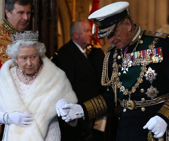 Here's to the ever-charming Prince Philip!