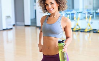 How to tone your stomach and keep it flat