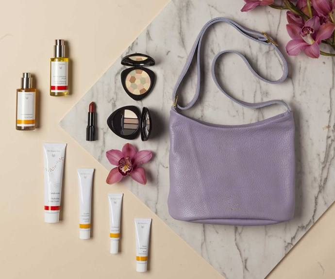 Win the NEXT July bag from Georgia Jay