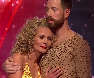 Suzy Cato's shock elimination in Dancing With the Stars was so upsetting everyone was in tears - including  the judges