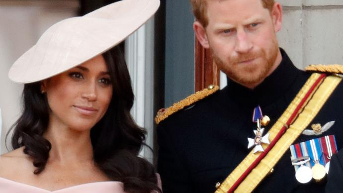 A lip reader has revealed how Meghan Markle really felt during her Buckingham Palace balcony debut