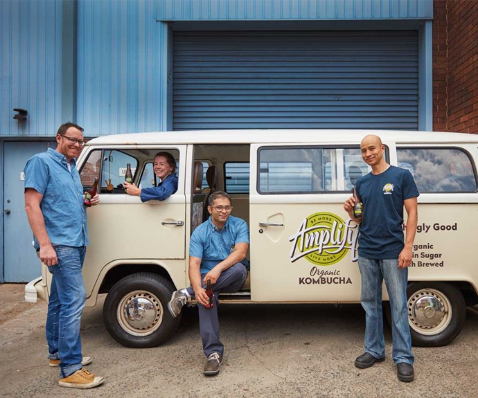 The Kiwi company fizzing about fermentation